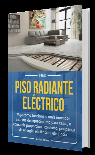 Mockup E Book Tecnisis Piso Radiante Eletrico